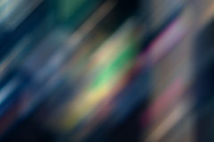 Colorful blur abstract background illustration Stock Image