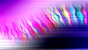 Colorful blur abstract background vector design, colorful blurred shaded background, vivid color vector illustration. stock images