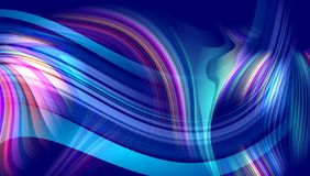 Colorful blur abstract background vector design, colorful blurred shaded background, vivid color vector illustration. royalty free stock image