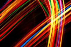 Colorful blur Stock Images