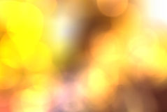 Colorful blur bokeh background Royalty Free Stock Photo