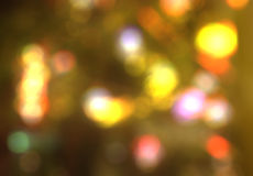 Colorful blur bokeh background Stock Photo