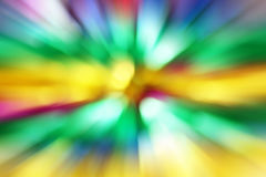 Colorful blur lights background, abstract lights. Background Stock Photo