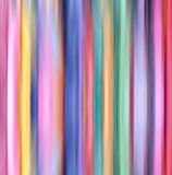 Colorful blur striped background Stock Photo