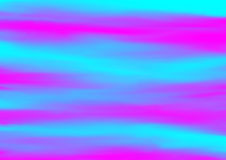 Colorful blurred abstract background in blue and pink tones Stock Photos