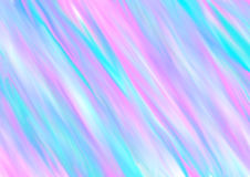 Colorful blurred abstract background in blue and purple tones. Blurred abstract hand painted backdrop in blue and purple tones in watercolor painting style royalty free illustration