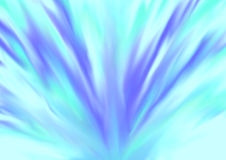 Colorful blurred abstract background in blue tones. Blurred abstract hand painted backdrop in blue tones in watercolor painting style, colorful background for Stock Photos