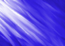 Colorful blurred abstract background in blue and white tones Royalty Free Stock Images