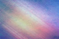Colorful Blurred Abstract Background Effect. S Royalty Free Illustration