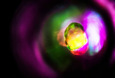Colorful blurred abstract background Stock Image