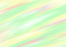 Colorful blurred abstract background in green, red and yellow to. Blurred abstract hand painted backdrop in green, red and yellow tones in watercolor painting Royalty Free Stock Photos