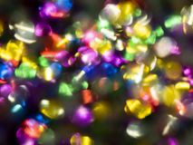 Colorful blurred background royalty free stock image