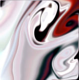Colorful blurred background in white hues Royalty Free Stock Photos