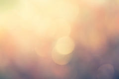 Colorful blurred bokeh background Stock Photography