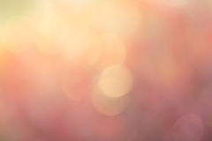 Colorful blurred bokeh background Royalty Free Stock Image