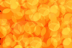 Colorful blurred lights decoration background Royalty Free Stock Photography