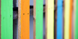 Colorful board banner Royalty Free Stock Photography