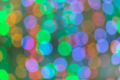 Colorful of Bokeh Abstract background. Bokeh, Its out of focus but Its beautiful and colorful picture. And it can Fill up your life with the color of life Stock Image