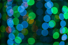 Colorful Bokeh abstract background. Bokeh, It's out of focus but It's beautiful and colorful picture. And it can Fill up your life with the color of life Stock Photo