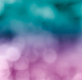 Colorful bokeh abstract background. Defocused of nature lights for bokeh abstract background Royalty Free Stock Image