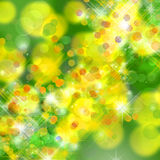 Colorful Bokeh Abstract Background Stock Images