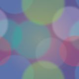 Colorful bokeh abstract background Royalty Free Stock Images