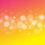 Colorful bokeh abstract background. Vector Stock Photo