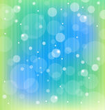 Colorful bokeh abstract light background Royalty Free Stock Images