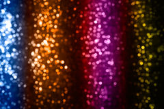 Colorful bokeh. Colorful abstract light bokeh background Stock Photo