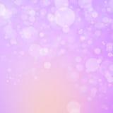 Colorful bokeh abstract Stock Photo