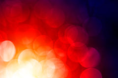 Colorful bokeh background. Stock Image