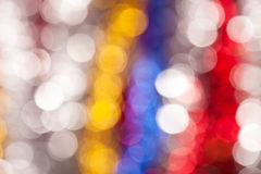 Colorful bokeh background Royalty Free Stock Images