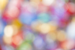 Colorful bokeh Background Stock Photos