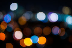 Colorful bokeh background 1 Stock Images