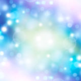 Colorful bokeh background. Colorful blur festive bokeh background Stock Photo