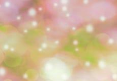 Colorful bokeh background Stock Photos