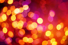 Colorful bokeh. Illustration of a colorful bokeh background royalty free illustration
