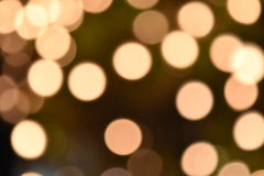 Colorful bokeh images for wallpapers, texture, background. Royalty Free Stock Images