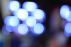 Colorful bokeh images for wallpapers, texture, background. Stock Photography