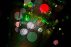 Colorful bokeh light celebrate at night, defocus light abstract background. Colorful bokeh light celebrate at night, defocus light abstract background Stock Photo