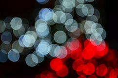 Colorful Bokeh. In photography, bokeh is the aesthetic quality of the blur produced in the out-of-focus parts of an image produced by a lens. Bokeh has been Royalty Free Stock Photo