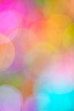 Colorful Bokeh Stock Photo