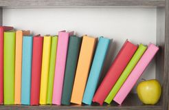 Colorful book Royalty Free Stock Image