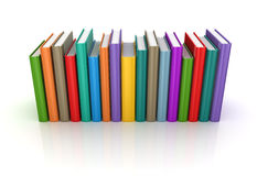 Colorful book Stock Photography