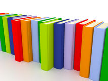 Colorful Book Stack Royalty Free Stock Photo