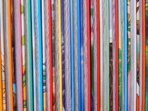 Free Colorful Books Royalty Free Stock Photo - 37090175