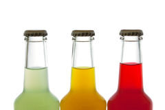 Colorful bottle Stock Image