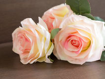 Colorful  bouqet of beautiful roses use for background Stock Photography
