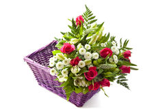 Colorful bouquet Royalty Free Stock Photography
