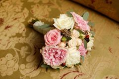 Special colorful bouquet Stock Photo
